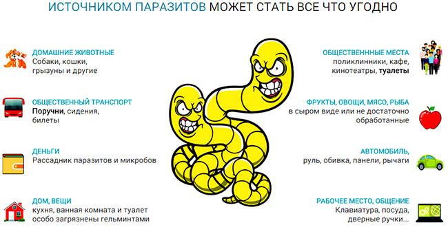мед от паразитов отзывы