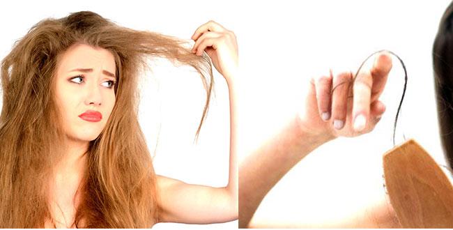 Уход за секущимся волосами в домашних условиях 765