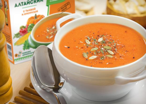 Крем суп Алтайский